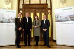 Schaeffler otwiera Centrum Biznesu i Usług IT we Wrocławiu