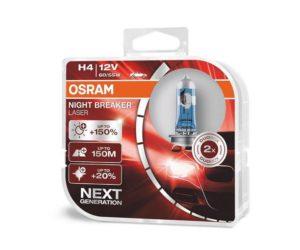 Wygraj żarówki Night Breaker Laser w konkursie OSRAM