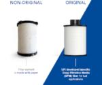 UFI Filters i Convey tworzą strategię walki z podrobionymi częściami