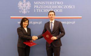 Współpraca w obszarze przemysłu przyszłości Grupy Bosch i MPiT