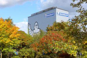 Wielomilionowa inwestycja Michelin w Olsztynie