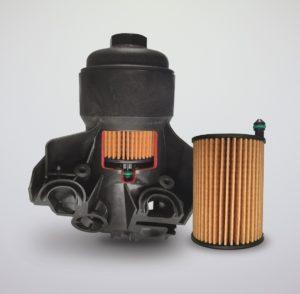 Moduł filtracji oleju silnikowego Hengst w nowych silnikach VAG