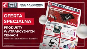 MAX Akcesoria na zimę