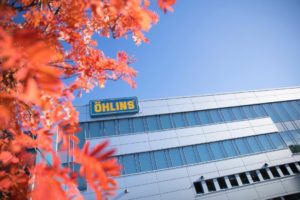 Tenneco przejmuje Öhlins Racing