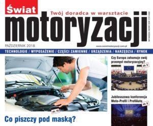 Świat Motoryzacji 10/2018