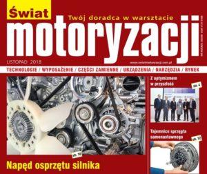 Świat Motoryzacji 11/2018