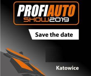 Znamy datę targów ProfiAuto Show 2019