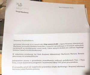 Otrzymałeś taki list z US? Sprawdź, co to oznacza.