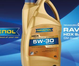 Nowy olej silnikowy Ravenol z normą GM