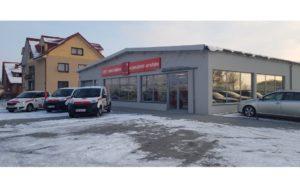 Nowa filia Auto Land w Sandomierzu