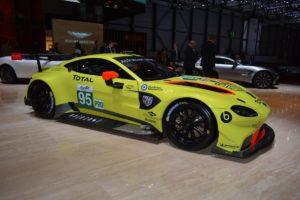 Oleje Total oficjalnie dedykowane do samochodów Aston Martin