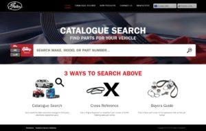 Gates zmodyfikował internetowy katalog części
