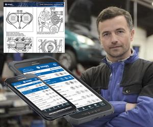 Aplikacje mobilne dla mechaników