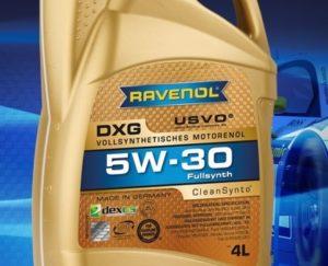Olej silnikowy Ravenol w technologii USVO
