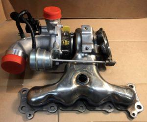 Nowa turbosprężarka do Jaguarów i Fordów w BSL