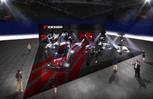 Yokohama Rubber na Tokyo Auto Salon 2019