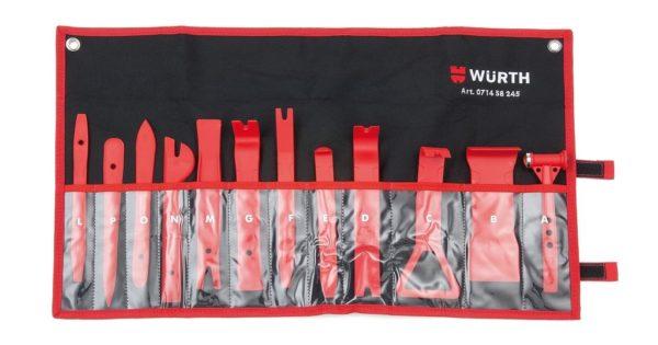 Sezonowa promocja Würth – niezbędnik blacharsko-lakierniczy