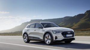 Bridgestone dostawcą opon do elektrycznego SUV-a Audi e-tron