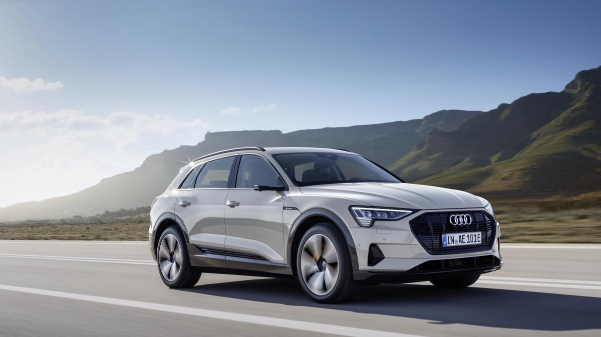 Bridgestone Dostawcą Opon Do Elektrycznego Suv A Audi E Tron