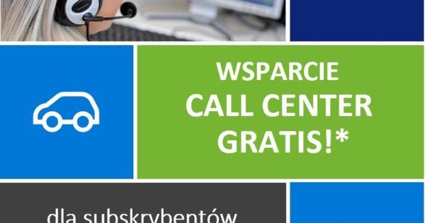 Przedłużona promocja na dostęp do call center TEXA