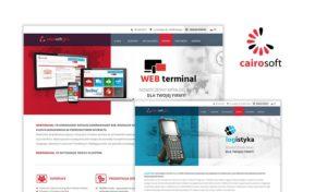 Nowa strona i nazwy produktów w CAIRO-soft