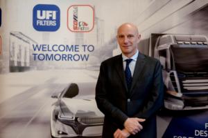 Liczymy na wzrost na polskim rynku – wywiad z Lucą Bettim z firmy UFI Filters