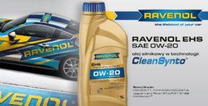 Uniwersalny olej Ravenol