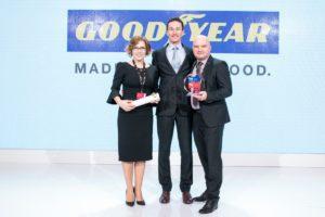 Goodyear z tytułem Top Employer Polska