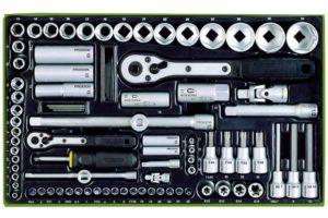 Trzy zestawy kluczy od marki Proxxon