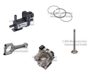 Nowe katalogi Pierburg, Kolbenschmidt i TRW Engine
