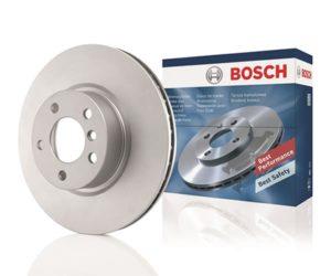 Dwuczęściowe tarcze hamulcowe Boscha