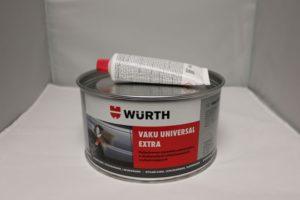 Vaku Universal Extra – nowa szpachla od firmy Würth