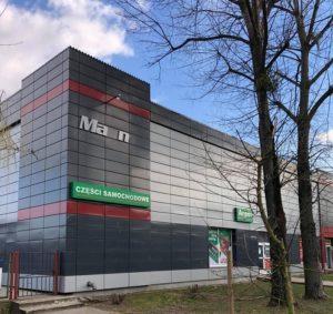 Arpol Motor Company w Płocku pod nowym adresem