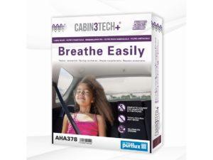 Cabin3Tech – nowe filtry kabinowe Sogefi