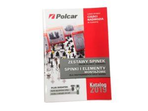 Katalog spinek i elementów montażowych Polcar