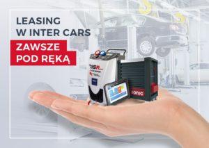 Oferta leasingu narzędzi w Inter Cars