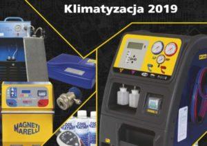 Nowy katalog klimatyzacji Magneti Marelli 2019