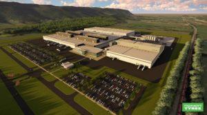 Nokian buduje pierwszą fabrykę w USA