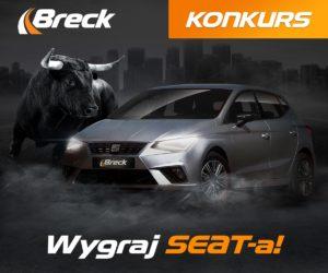 Mega konkurs – Seat Ibiza do wygrania!