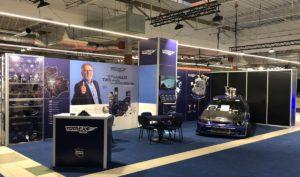 TOMEX na Poznań Motor Show 2019