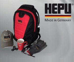 Wyniki konkursu HEPU® Germany!