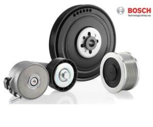 Bosch: wysokiej jakości części układu napędu pasowego