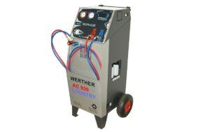 Mobilna stacja klimatyzacji od Werther