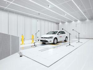 Nowe centrum badań akustycznych Bosch