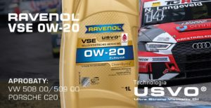 Nowy olej 0W-20 od Ravenol