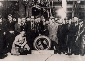 80 lat fabryki opon w Dębicy