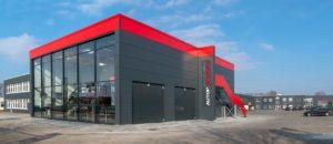 Centrum szkoleniowe Autopstenhoj już otwarte