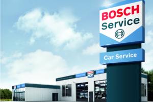 Z jakich bezpłatnych form reklamy może skorzystać warsztat przynależący do sieci Bosch Car Service?