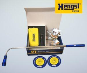 Wygraj super gadżety od Hengst Filter!