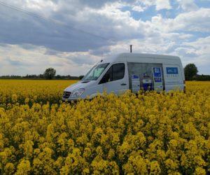 TIP-TOPOL Demo Car – akcja klimatyzacja – wzięliśmy w niej udział